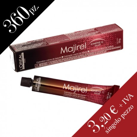 Box L'Oreal - Majirel Altre Nuance 50 ml 360 pz